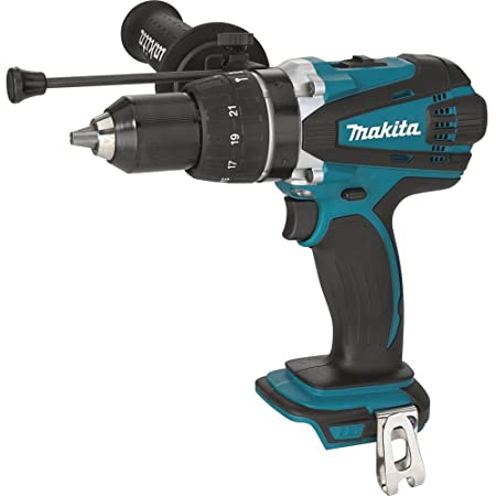 """Makita XPH03Z 18V LXT Lithium-Ion Cordless 1/2"""" Hammer Driver-Drill, Tool Only"""