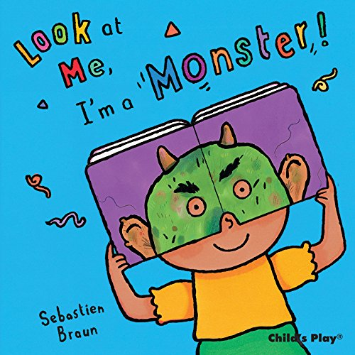 I'm a Monster! (Look at Me)