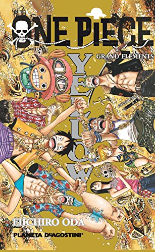 One Piece Guía nº 03 Yellow (Manga Artbooks)