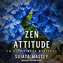 Zen Attitude By Sujata Massey Audiobook Audible Com