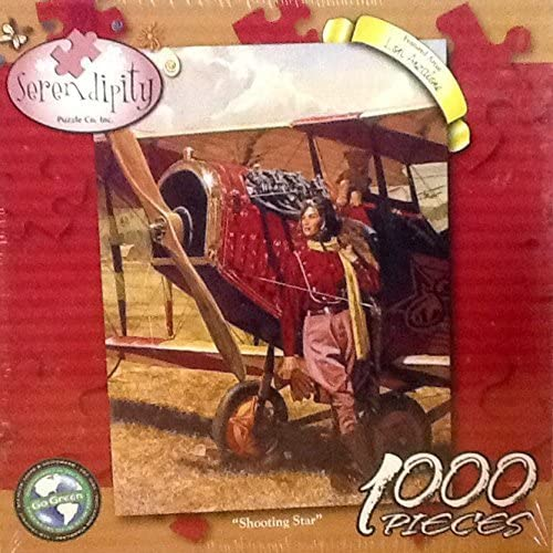 Shooting Star 1000 piece Jig Saw Puzzle