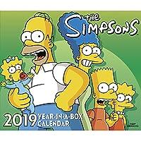 ACCO Brands シンプソンズ 2019 デスクカレンダー コメディTV