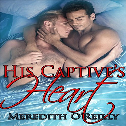 His Captive's Heart audiobook cover art