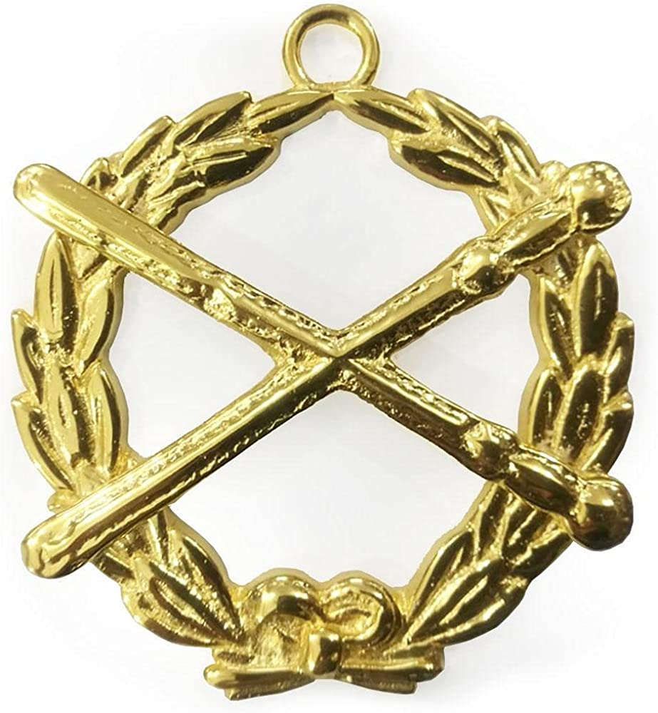 Masonic Collar Grand Lodge Jewel - Marshal