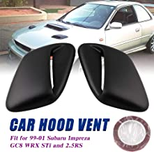 gc8 hood vent scoop