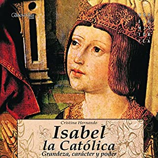 Isabel la Católica cover art