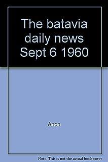 The batavia daily news Sept 6 1960