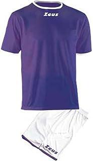Radiancy Inc Tuta da Calcio Maniche Lunghe con Pantaloncini Tuta da Portiere Tuta Sportiva da Uomo in Jersey da Allenamento per Allenamento