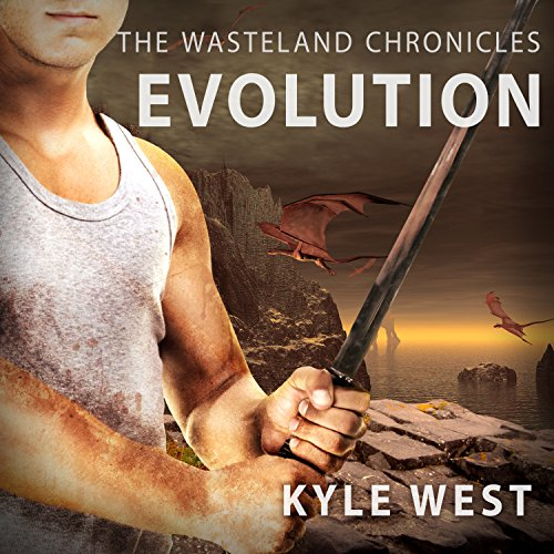 Evolution audiobook cover art