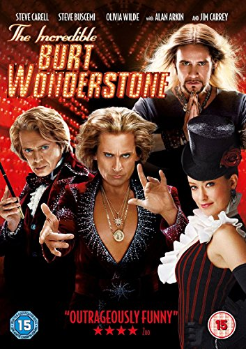 DVD1 - Incredible Burt Wonderstone (1 DVD)