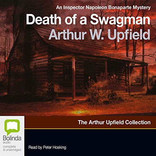 Death of a Swagman audiobook cover art