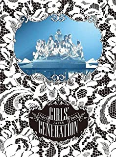 JAPAN FIRST TOUR GIRLS' GENERATION(豪華初回限定盤) [Blu-ray]...