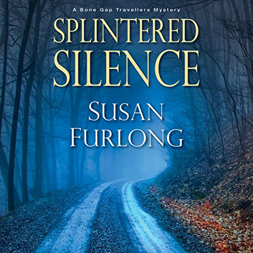 Splintered Silence audiobook cover art