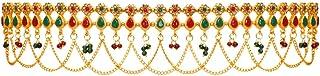 Jaipur Mart Accessory for Women (Golden) (KMBND294MG)