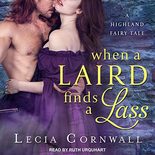 When a Laird Finds a Lass audiobook cover art
