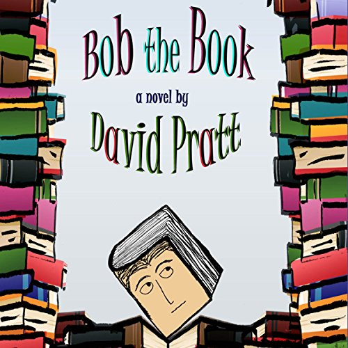 Bob the Book audiobook cover art