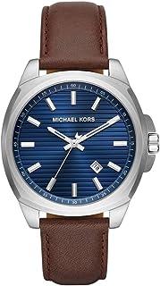 Michael Kors Bryson Men Blue Analog Watch MK8631