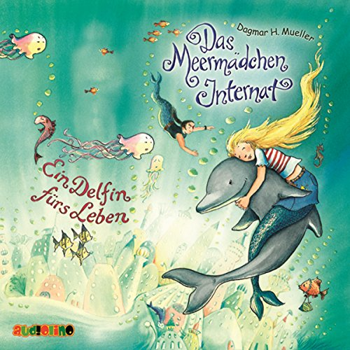 Ein Delfin für's Leben Titelbild