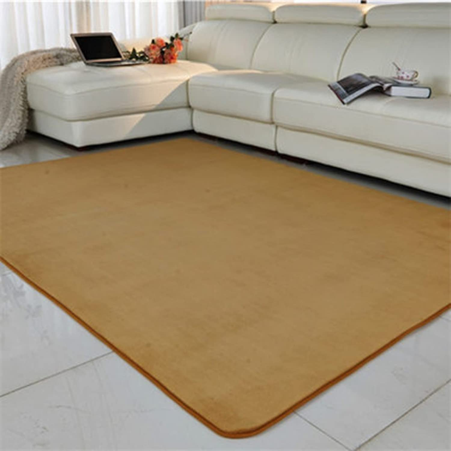 Living Room Bedroom Carpet Bathroom Mat Restroom,Absorbent, Slip Mats Living Room Bedroom Carpet-E 160x200cm(63x79inch)