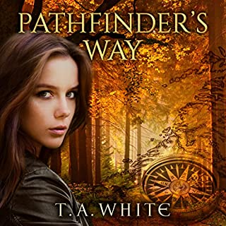 Pathfinder's Way audiobook cover art