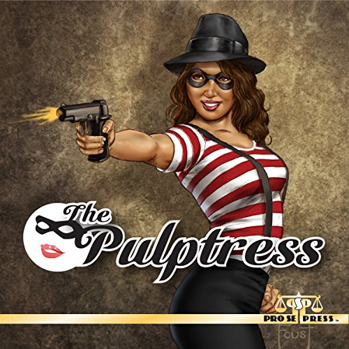 The Pulptress audiobook cover art