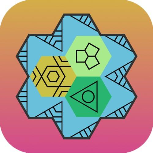 Aurora Hex – Musterpuzzles