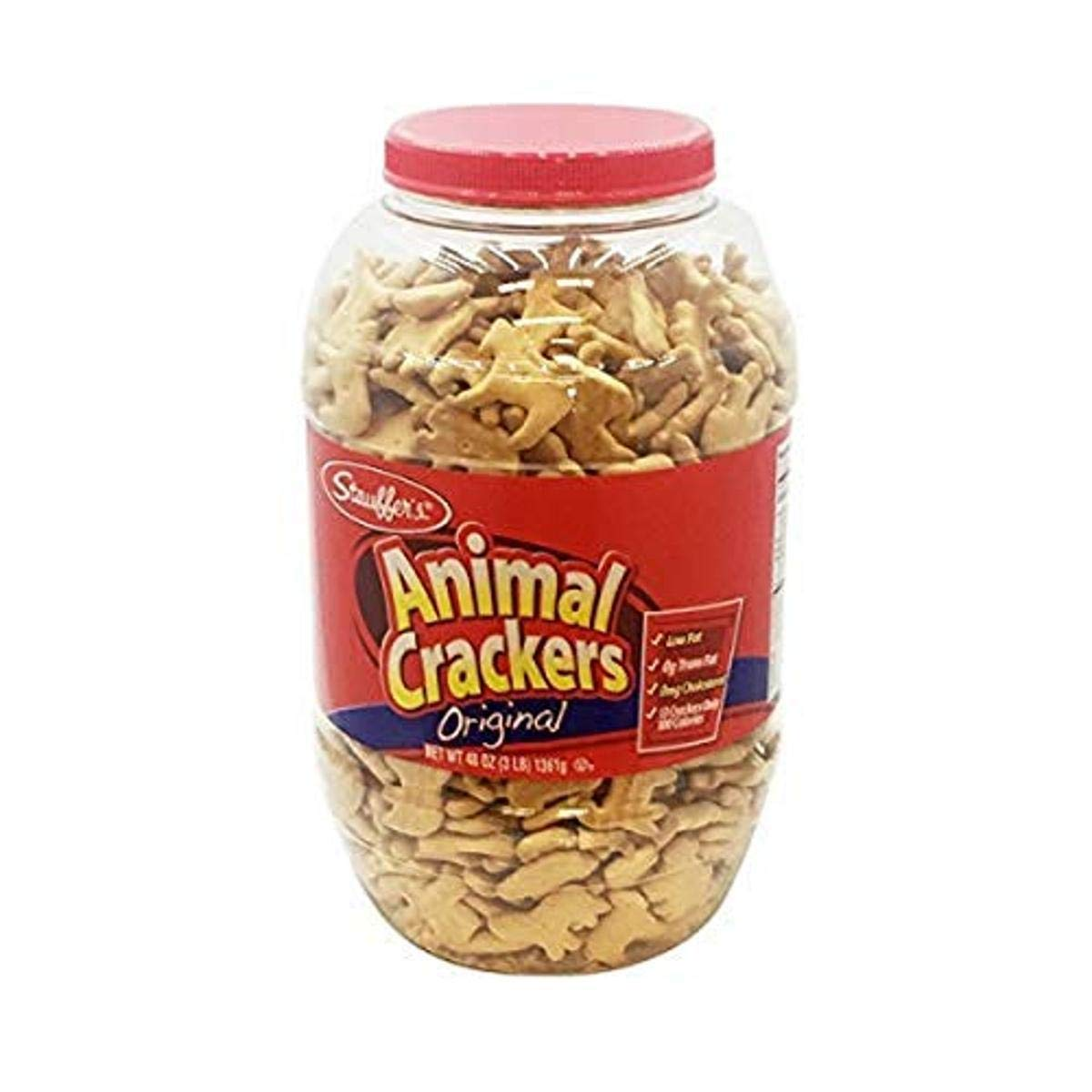 Stauffer's Original Animal Crackers 48oz - Super El Paso Mall beauty product restock quality top 4 jug PACK OF
