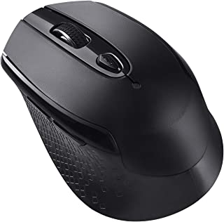 Wireless Mouse for Laptop, cimetech 2.4G Cordless Mouse with USB Receiver, Noiseless and Silent Computer Mice with 3200 DP...