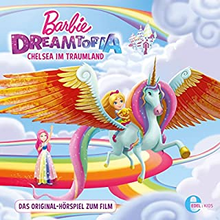 Barbie Dreamtopia (Das Original-Hörspiel zum Film) Titelbild