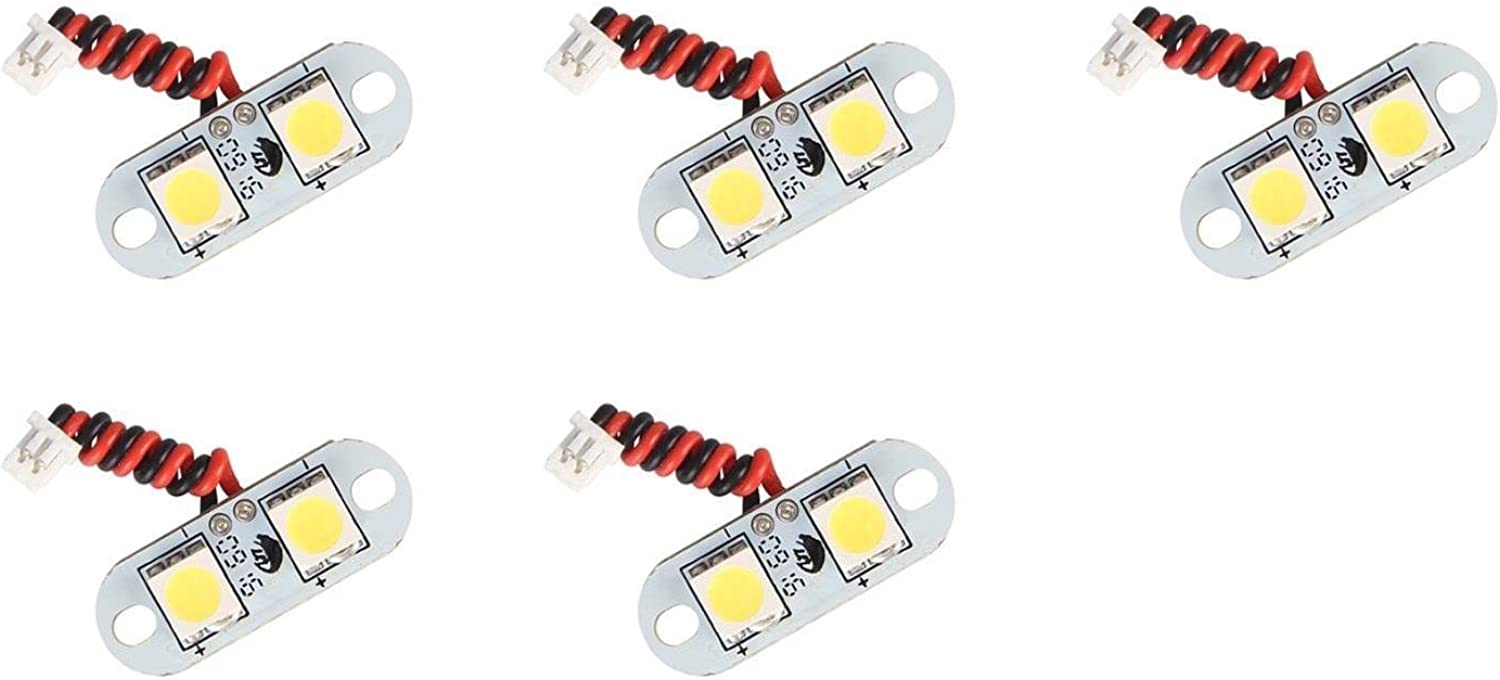 diseño simple y generoso 5 x Quantity of of of Walkera Rodeo 150 150-Z-22 Headlight Lamp LED Light Part - FAST FREE SHIPPING FROM Orlando, Florida USA   cómodo