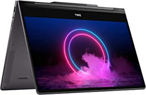 2021 Dell Inspiron 13 7000 4K UHD 2160P Touchscreen 2-in-1 Laptop, Intel 4-Core i7-10510U up to 4.9GHz, 16GB LPDDR3 RAM, 512GB SSD + 32GB Optane, Backlit KB, FP Reader, Win10