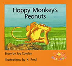 Happy Monkey's Peanuts (Dominie Joy Readers)