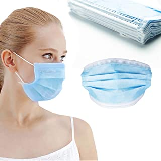 KellyKessa 3-Ply Disposable Protection Cover (50Pack) (68-3PlyMask_50pack)