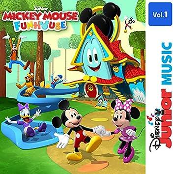Disney Junior Music: Mickey Mouse Funhouse Vol. 1