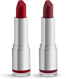 Colorbar Cosmetics Velvet Matte Combo-VML079 and VML058, Multi, 4 g (Pack of 2)