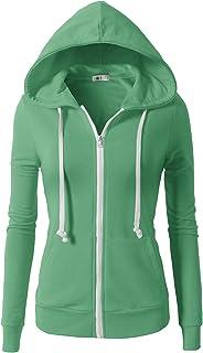 H2H Women`s Casual Regular Fit Hoodie Long Sleeve Comfortable Lightweight