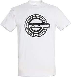 Urban Backwoods Laughing Man Men T-Shirt