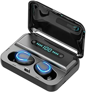 Wireless Earbuds 30H Cycle Playtime in-Ear Wireless Bluetooth Earphones HiFi Stereo for Android iPhone Headphones Sport He...