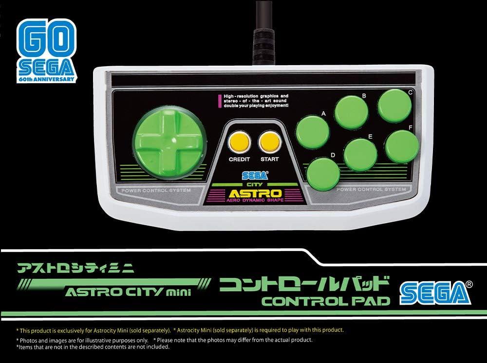 Sega - Sega Astro City Mini Gamepad
