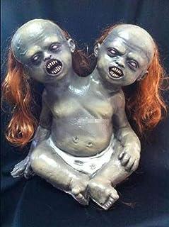 Masker Decoratie, Haunted House Secret Room Escape Props Horror Ghost babyspook Doll Double Strange Kind Halloween Decorat...