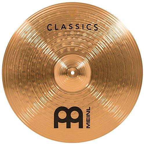 Meinl Cymbals C20MR - Platillo Ride (50,8 cm