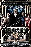 MOV357 Filmposter USA The Great Gatsby, glänzend 24