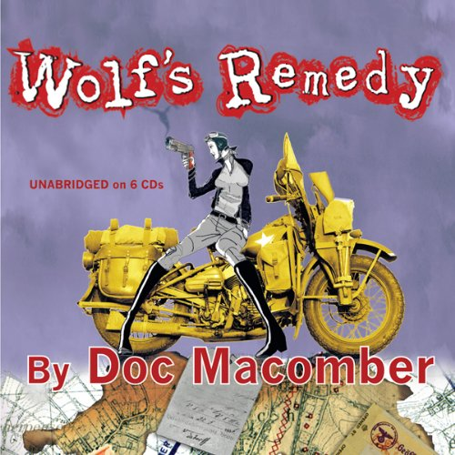 Wolf's Remedy audiobook cover art