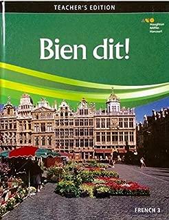 Bien Dit!: Teacher Edition Level 3