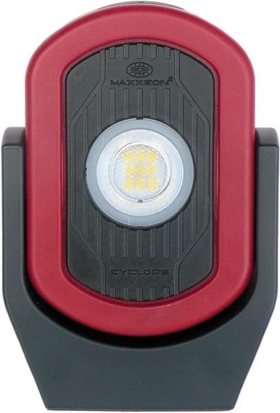 MAXXEON MXN00800 WorkStar Cyclops Rechargeable LED Work Light