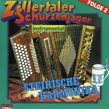 Steirische Harmonika - Instrumental - Folge 2