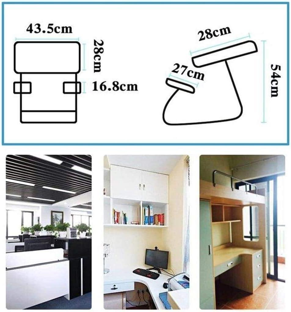 Tabouret ergonomique HUXIUPING Genoux Président Accueil Bureau Chaise orthopédique Ergonomie Mobilier de Bureau Chaise berçante Chaise d'ordinateur (Color : Black) Black