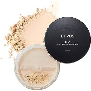 ETVOS(エトヴォス) ディアミネラルファンデーション SPF25/PA++ 5.5g 自然なツヤ肌/透明感 パウダー #40