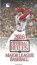 2016 Official Rules of Major League Baseball