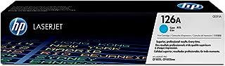 HP CE311A 126A LaserJet Cyan Toner Print Cartridge